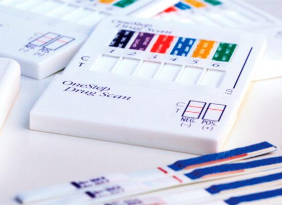Teste Toxicológico de Diagnostico Rápido